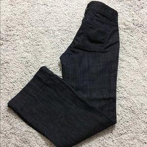 BANANA REPUBLIC Dark Denim Stretch Jeans Size 6p